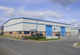 Thorpe Packaging Head Office